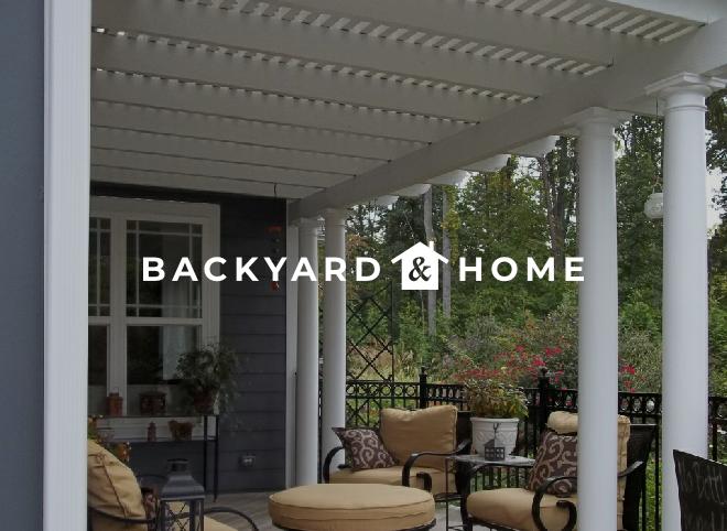 Backyard & Home
